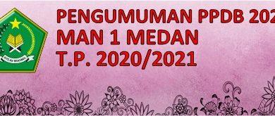 PENGUMUMAN PPDB 2020