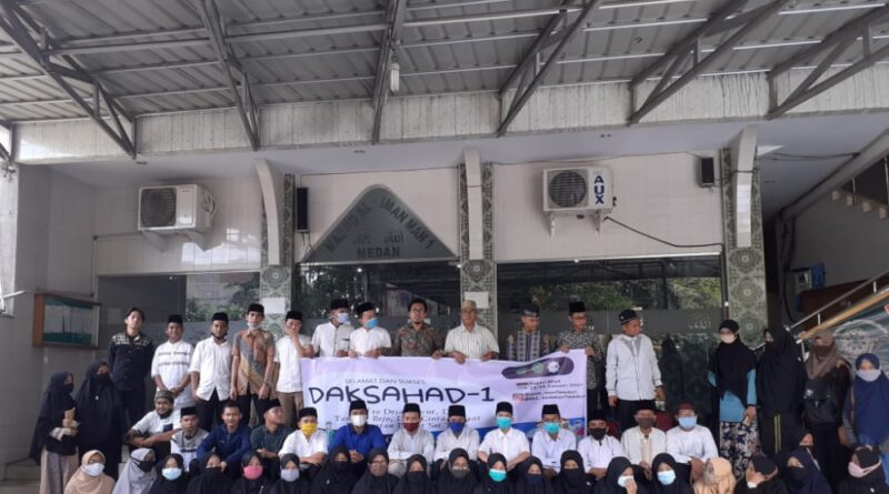 KKD OSIM MAN 1 Medan Gelar Pembukaan DAKSAHAD