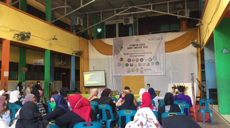 Campus Expo MAN 1 Medan 2021