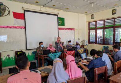 Madrasah Aliyah Negeri (MAN) 1 Medan gelar Rapat Laporan Ektrakurikuler.