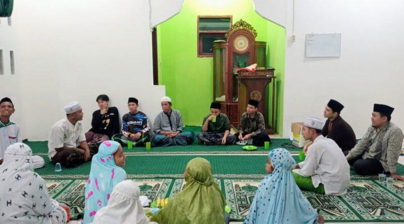Penerjunan Tim Safari Ramadhan MAN 1 Medan