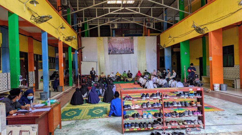 Upgrading PTSR OSIM MAN 1 Medan