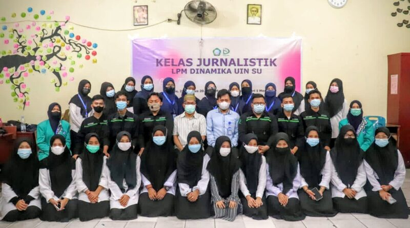 Ciptakan Asa melalui Kelas Jurnalistik