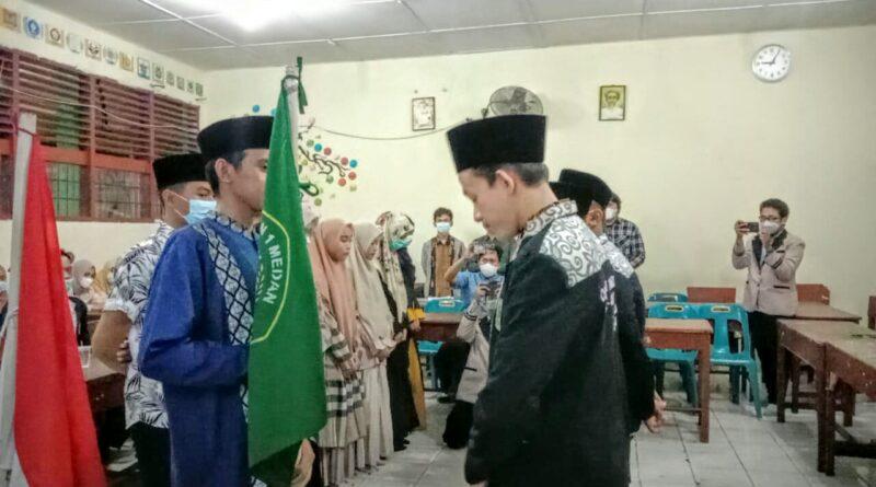 MuKer & SERTIJAB OSIM MAN 1 Medan Periode 2021/2022